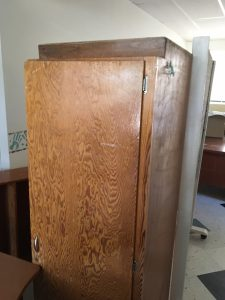 Picture of a cabinet